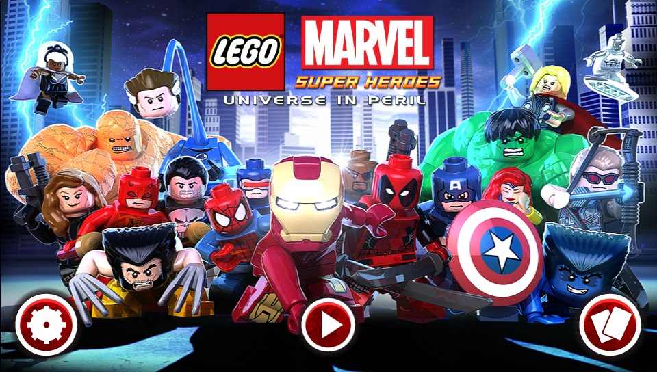 Photo of LEGO Marvel Super Heroes: Universe in Peril