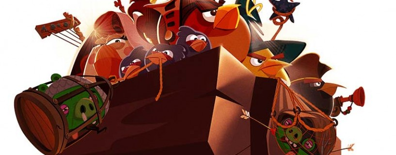 Angry Birds Epic by Rovio