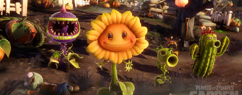 Release date for Plants vs Zombies: Garden warfare PC version announced