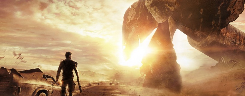 New 'Mad Max' trailer , shows game's release date