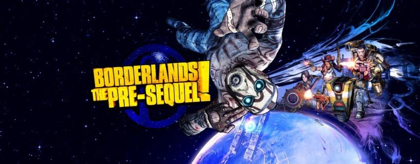 شاهد العرض الأولي للجزء الجديد Borderlands: The Pre-sequel
