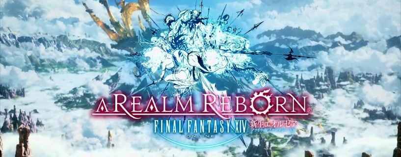 Final Fantasy 14: A Realm Reborn passes 2 million players count !