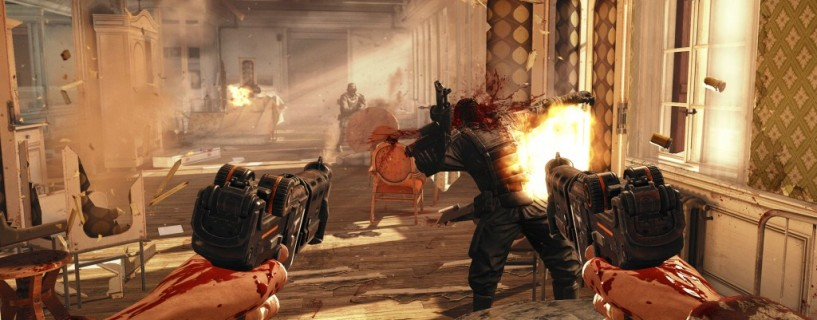 Pre-order Wolfenstein: The New Order from steam and get TF2 items