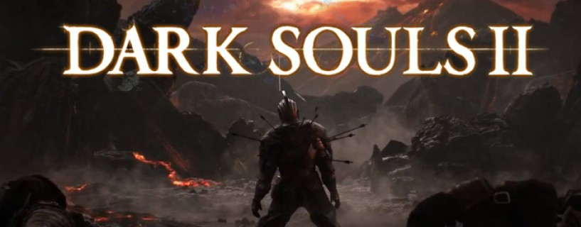 Dark Souls 2 PC launch trailer released