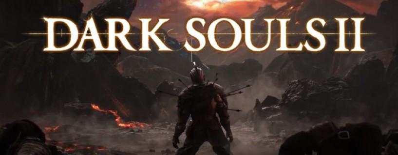 Dark Souls 2 PC launch trailer released