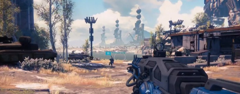 """New Gameplay trailer for """"Destiny"""" shows 'the devil's lair'"""