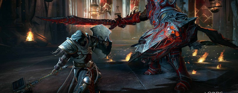 "New trailer and screenshots for the upcoming ""Lords Of The Fallen"""