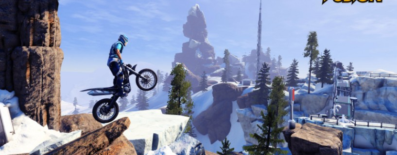 Online multiplayer is now live in Trials Fusion
