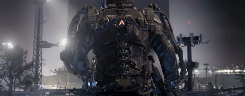 بزات خارقة ،مركبات حوامة، وقفزات عالية في صور جديدة وعرض رسمي Call Of Duty: Advanced Warfare