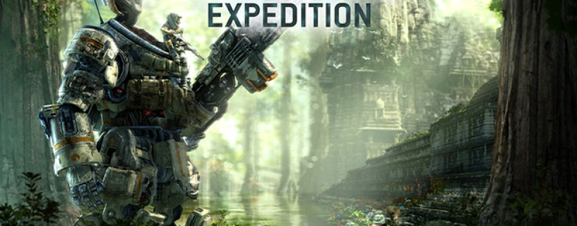 "A new add-ons display for Titanfall that claim ""Expedition"""
