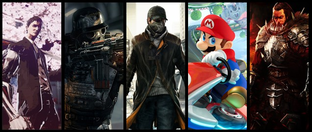 Photo of 10 Games released in May
