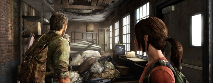 'The Last Of Us: Remastered' graphics almost didn't fit on a blu-ray