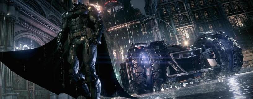 New Batman Arkham Knight Screens