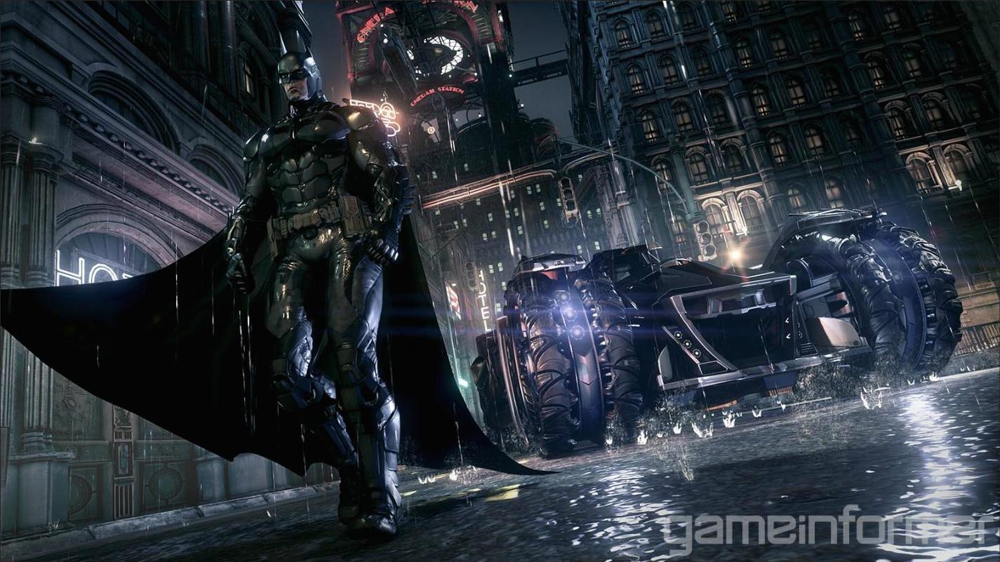 Photo of صور جديدة للعبة Batman Arkham Knight