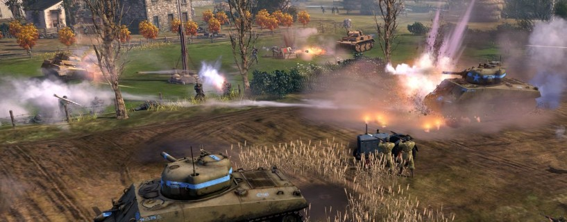 Expansion of Company Of Heroes 2 Western Front Armies will be issued on June 24