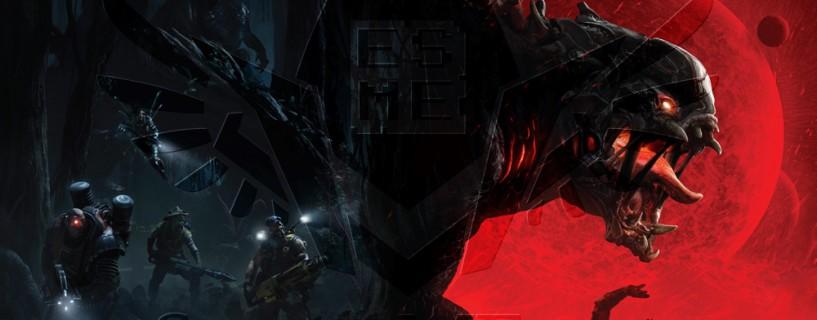 عرض جديد للعبة Evolve