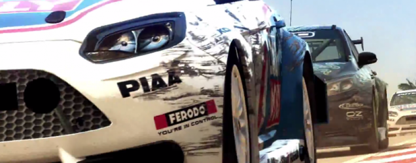 "New trailer showing the return of Touring cars to ""Grid: autosports"" released"