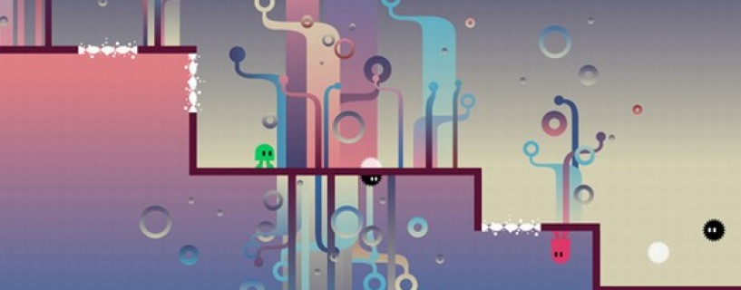game Puzzles Ibb and Obb will be in steam on May 26