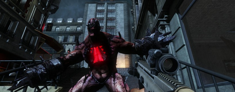 "New ""killing floor 2"" screens emerge , get them here"