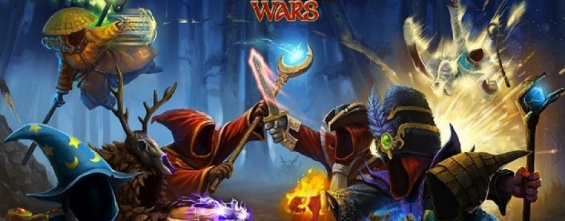 Magicka: Wizard Wars now available through open beta , new trailer inside