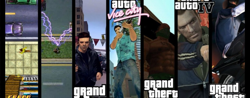 grand theft auto series review