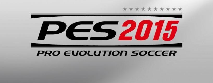 رصد موعد إصدار لعبة  PES 2015