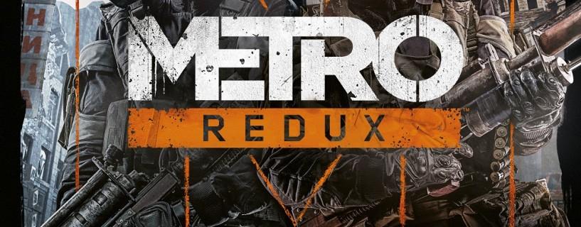 الإعلان الرسمي عن إصداري Metro Redux مع عرض أولي