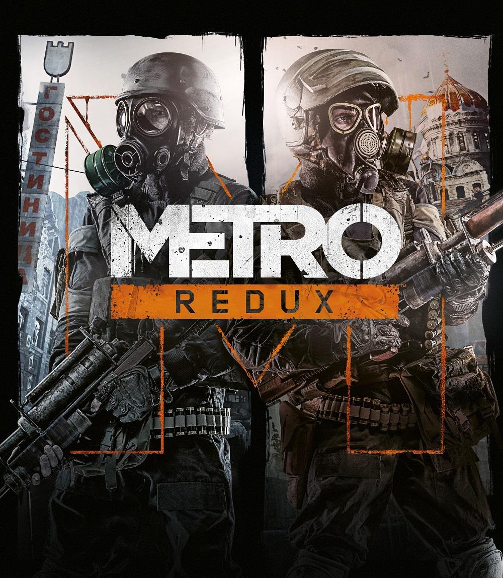 Photo of الإعلان الرسمي عن إصداري Metro Redux مع عرض أولي