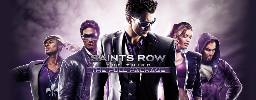 لعبه Saint Row The Third مجاناً لمشتركي العضويه الذهبيه من Xbox live