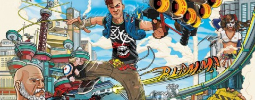 "New details revealed about the Xbox One exclusive ""Sunset Overdrive"" along with a new gameplay trailer"