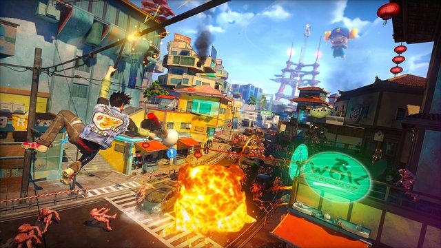 Photo of عرض جديد للعبة Sunset Overdrive