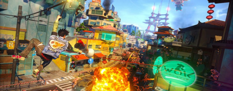 Dying is fun in Sunset Overdrive !
