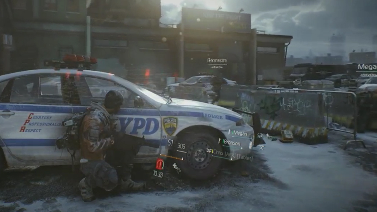 """Photo of """"The Division"""" delayed to 2015"""