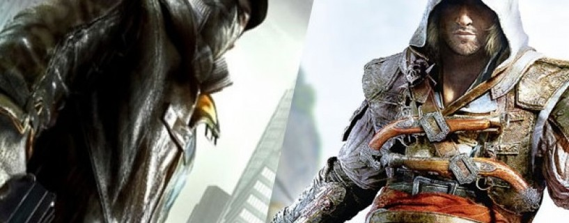 هل Assassin's Creed لها علاقه بـ Watch_Dogs ؟