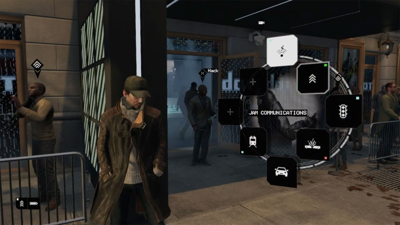 Photo of Leaked pictures of the map and the main menu of the game Watch Dogs