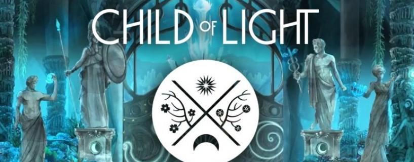 Child of Light قادمة لجهاز PS VITA