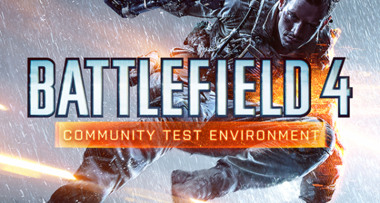 Photo of إطلاق Battlefield 4 Community Test Environment