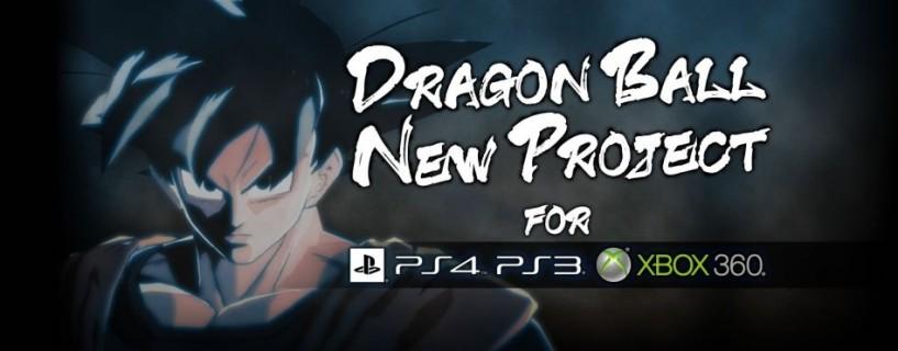 أولى الصور للعبة Dragon Ball New Project