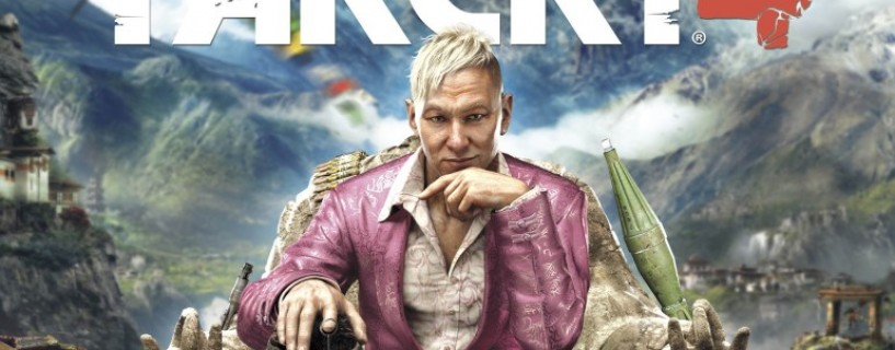 Game play from Far Cry 4 Demo