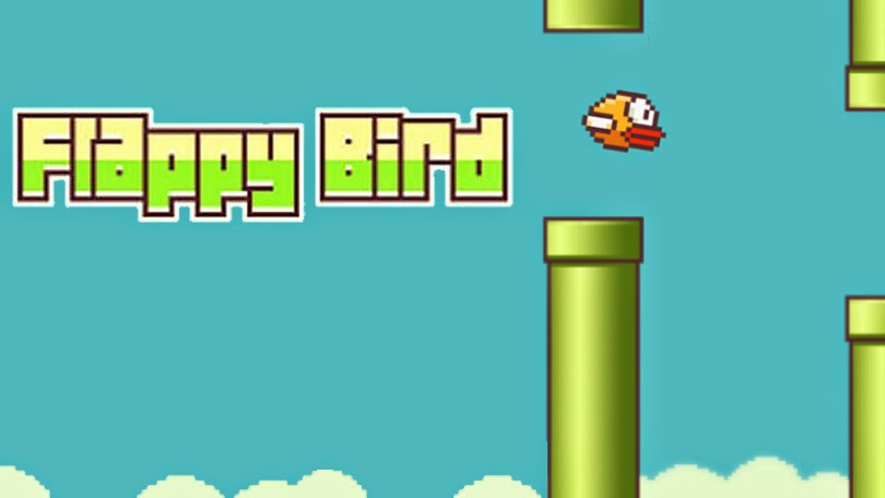 Photo of Flappy Bird Back during this summer