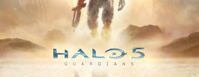 الاعلان رسميا عن Halo 5 Guardians