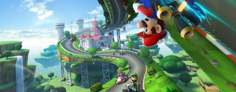 Mario Kart 8 reviews appear on the internet , scores here