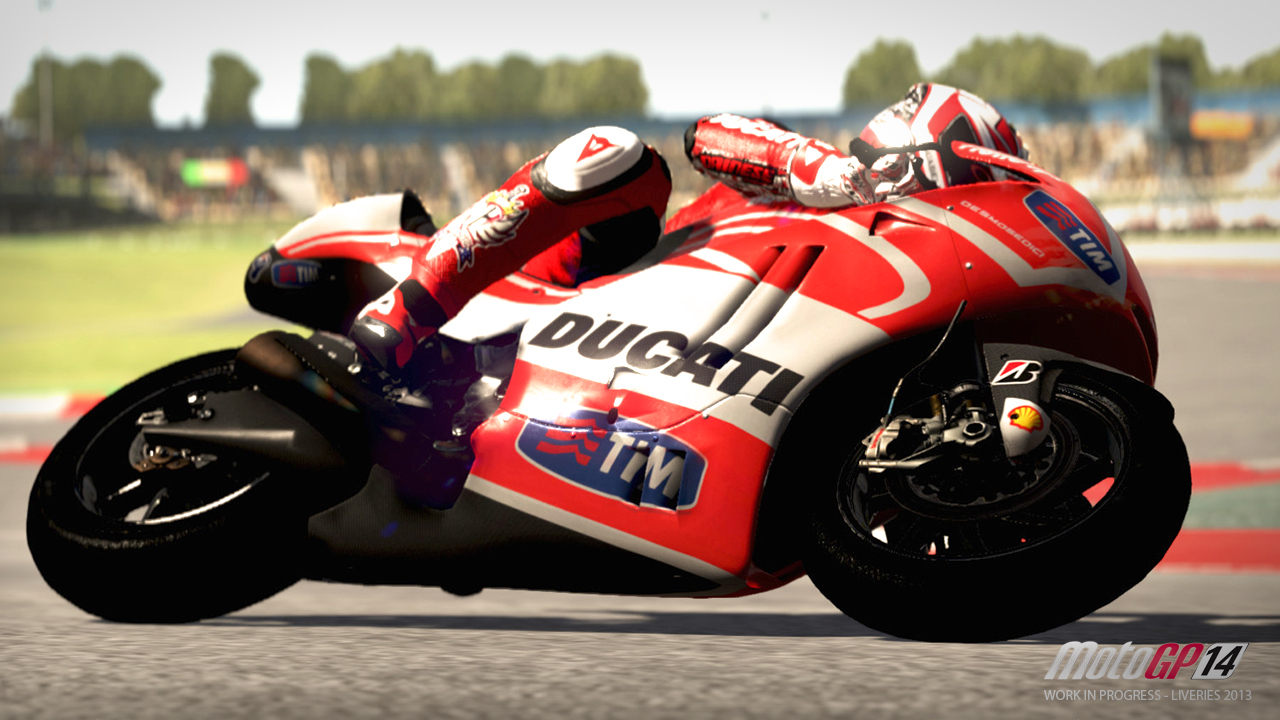 Photo of لعبة MotoGP 14 ستشتغل بدقة 1080p وبسرعة 30fps