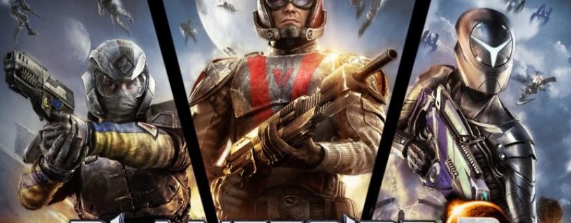 أول صورة من لعبة PlanetSide 2 على جهاز PlayStation 4