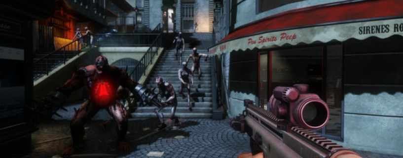 Killing Floor 2 Announced , details and a teaser trailer revealed