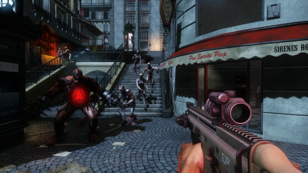 Photo of Killing Floor 2 Announced , details and a teaser trailer revealed