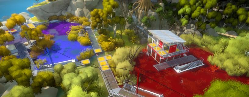لعبة الألغاز The Witness تحتوي على أكثر من 600 لغزاً مختلفاً