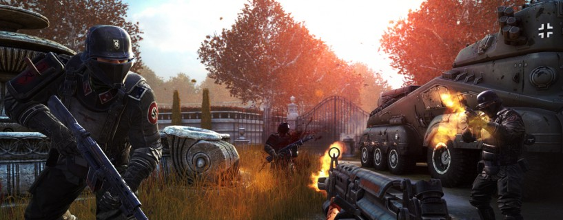 Wolfenstein: The New Order will be geo-locked