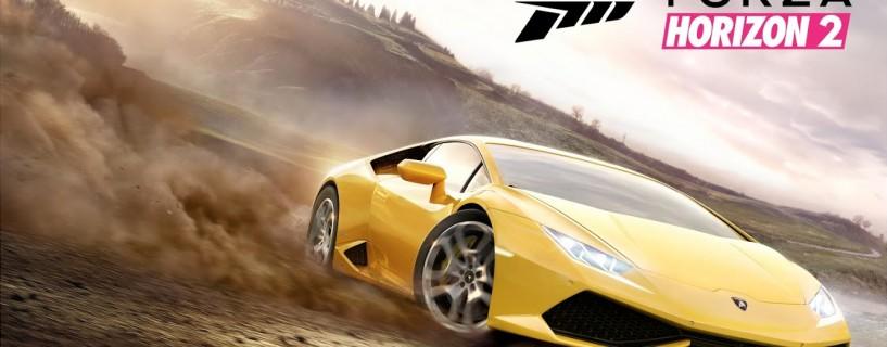 كشف النقاب عن لعبة Forza Horizon 2