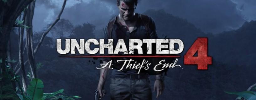 الإعلان رسميا عن قدوم Uncharted 4: A Thief's End